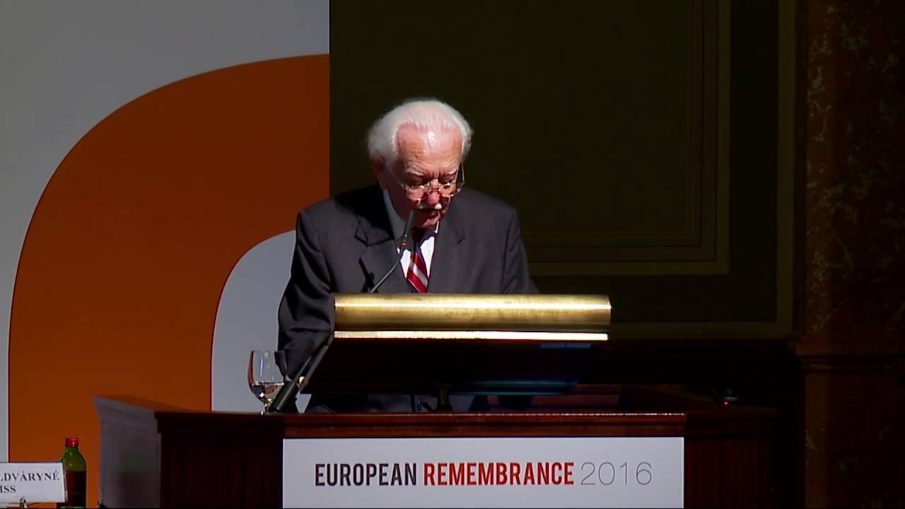 Regéczy-Nagy László, 1956-os szabadságharcos, elítélt, a Történelmi Igazságtétel Bizottság elnöke