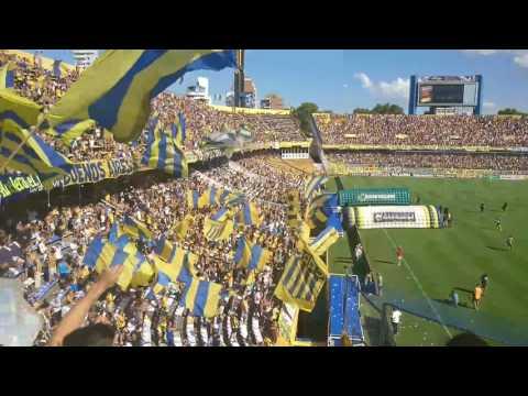 """""""Rosario Central vs Tigre"""" Barra: Los Guerreros • Club: Rosario Central"""
