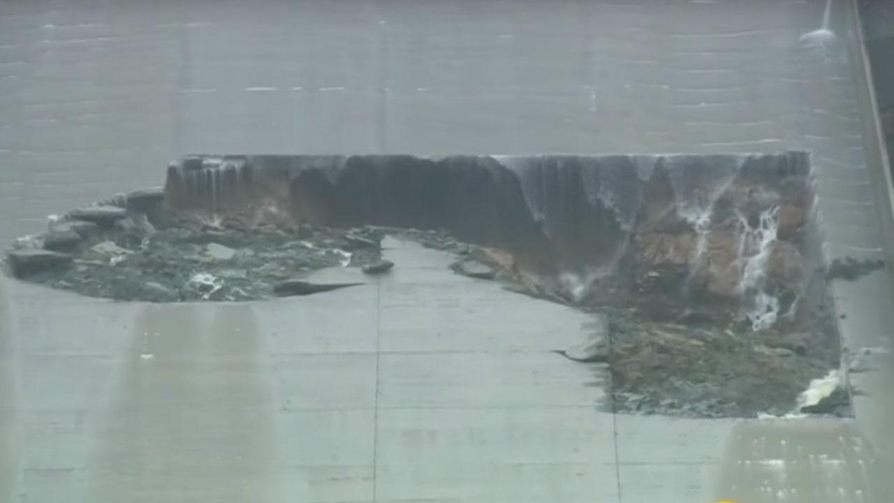 Possible Dam Failure Forces Massive Evacuations thumbnail