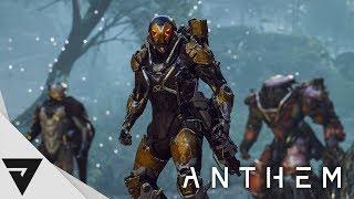 NEW ANTHEM Channel Trailer (4K) | J4nn1K
