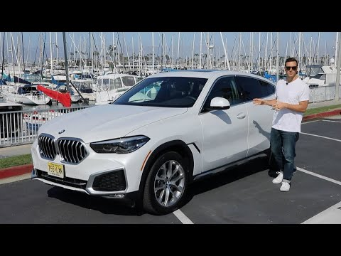2020 BMW X6 Test Drive Video Review