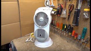 Honeywell HZ-0300 Oscillating Fan Heater   Initial Checkout