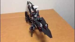 Transform Quadcopter Robot