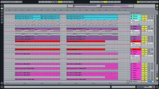 John Dahlback - Embrace Me (Dirty South Remix) Saw DEE Ableton Remake