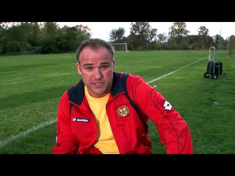 Wizards of Waverly Place - David DeLuise Golden Shoes Soccer Movie Interview