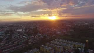 DJI Phantom 3 - Sun Set Quezon City