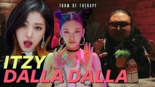 "Producer Reacts to ITZY ""DALLA DALLA"""