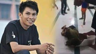 Viral Mahasiswa Tewas Dikeroyok Warga, Marbot Provokasi Lewat Mikrofon Seolah Korban akan Maling