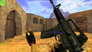 Counter-Strike 1.6 (2019) - Gameplay PC HD