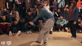 COFFEESHOP CREW vs. JAMILLZ, Bboy Crew Semi | Kyushu Island Jam 2018