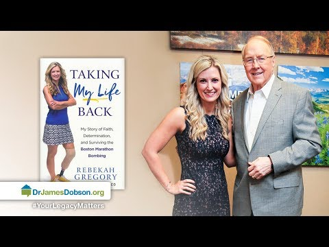 Dr. James Dobson's Family Talk Taking My Life Back Part 1