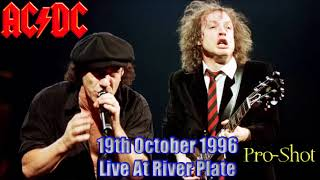 AC/DC - Boogie Man (Live At River Plate 1996)