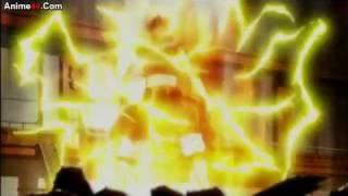 Fairy Tail Natsu's Rage Thunder-Flame Dragon