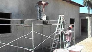 preview picture of video 'Painting House #13 New Cabarete Real Estate Project Dominican Republic'
