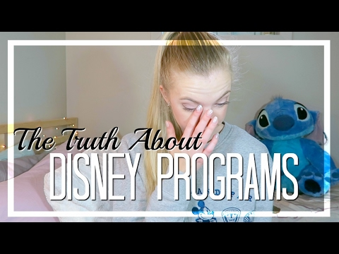 The Truth About Working at Disney World