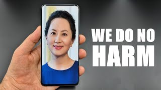 Huawei - WE DO NO HARM TO OTHERS