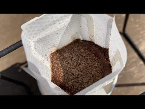 【ツインリンクもてぎ】森カフェ コーヒーの作り方