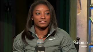 """Simone Biles Discusses Her Book, """"Courage To Soar"""" 