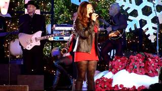 "Charice, ""Jingle Bell Rock"" & ""Grown-Up Christmas List"" @ The Grove 11/21/10"