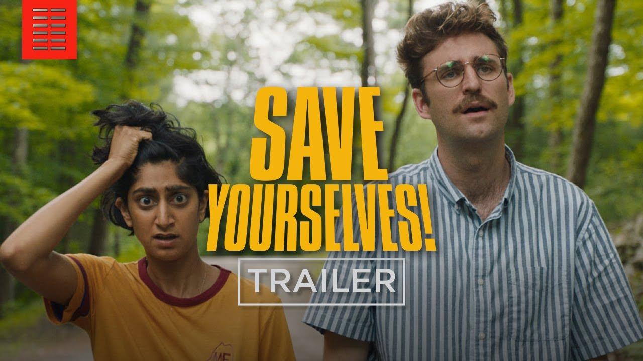 Trailer för Save Yourselves!