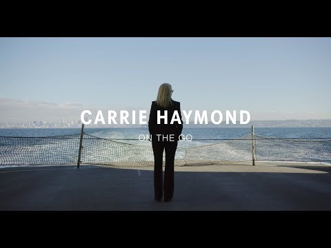 Carrie Haymond On The Go