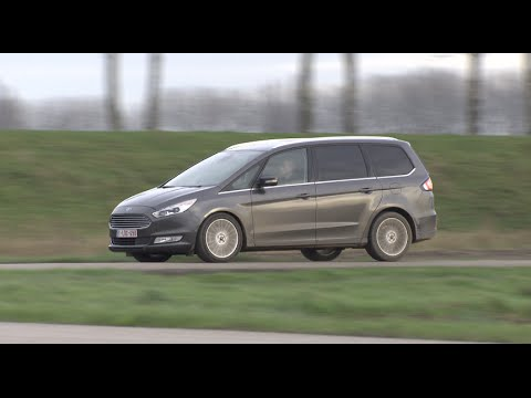 Ford  Galaxy  Минивен класса M - рекламное видео 2