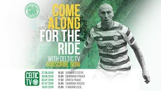 Celtic FC - Upping the intensity for pre-season