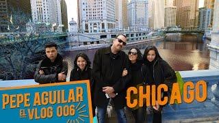 Pepe Aguilar - EL VLOG 006 - Chicago