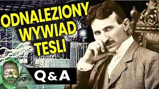 Odnaleziono Wywiad Nikoli Tesli W Którym Ujawnił Przyszłość Świata – Q&A Przepowiednie Ator Film PL