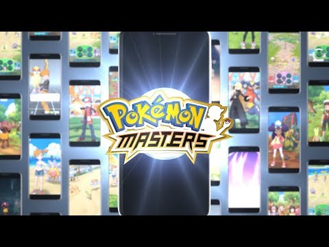 Pokémon Masters APK Video Trailer