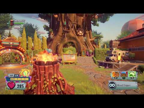 Plants vs Zombies Garden Warfare 2 - Torchwood Vs GIGA