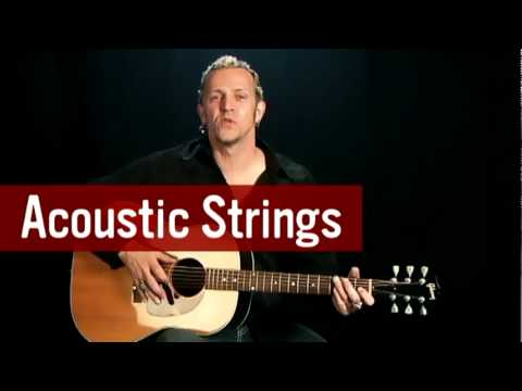 Signature Bronze Acoustic Strings