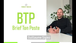 Brief Ton Poste #1 : Guillaume Sigiez