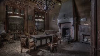 Abandoned 19th Century Victorian House (Fully Furnished) Urbex