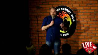 Pablo Serski | LIVE at Hot Water Comedy Club