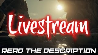 SEA OF THIEVES // LIVESTREAM - Sailing with the viewers.