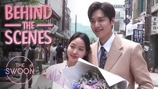 [Behind The Scenes] Lee Min-ho Runs Into Kim Go-euns Arms | The King: Eternal Monarch [ENG SUB]