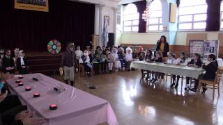 Famous Faces In History – 5th Grade - St. Demetrios School