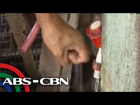 [ABS-CBN]  Business Nightly: MWSS to exclude corporate income tax in water rate adjustment
