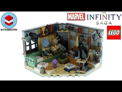 Vidéo LEGO Marvel 76200 : Le nouvel Asgard de Bro Thor