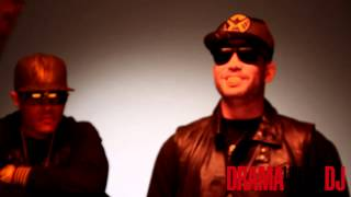"""DramaLikeTheDJ Exclusive!! """"We In This Bitch"""" Video Shoot (Behind The Scenes)"""