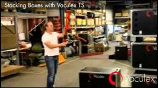 Stacking Boxes with Vaculex TS