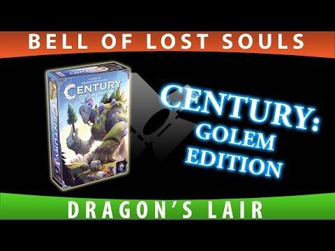 BoLS Tabletop Spotlight | Century Golem Edition | Plan B Games