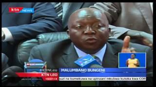 KTN Leo: Wabunge wajubilee walazimisha marekebisho ya sheria za uchaguzi
