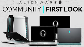 """YouTube Video oJ08QU_e77c for Product Dell Alienware m17 R2 17.3"""" Gaming Laptop by Company Dell in Industry Computers"""