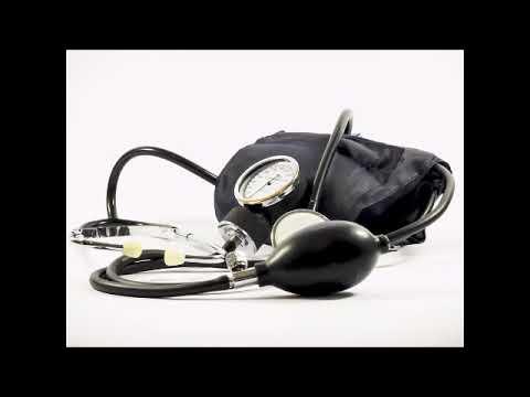 Verbunden ist oder nicht mit dem Blutdruck im Auge