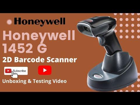 Honeywell Voyager 1452G Wireless Barcode Scanner