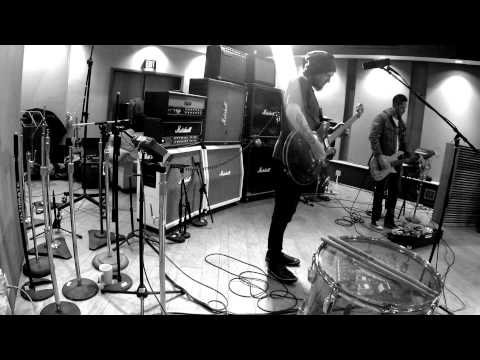 Drop The Gun live in studio