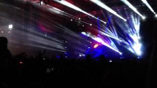 Skrillex - Recess Remix [LIVE CLOSING] @GAROROCK 2014