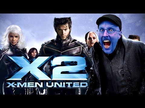 Download X2: X-Men United - Nostalgia Critic HD Mp4 3GP Video and MP3